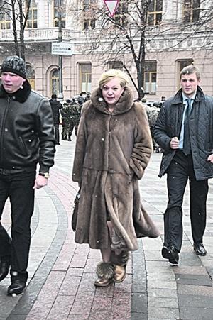 Валерия Гонтарева. Фото: И.Каумбаев/vesti-ukr.com