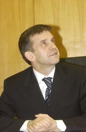 Молодой, разумный, чернявый. Бывший министр. Фото: Веленгурин Владимир