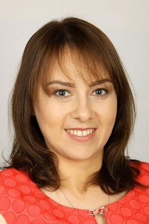 Анна Конопацкая - из Объединенной гражданской партии.