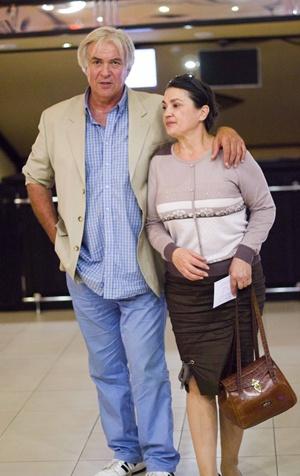 Анатолий и Наталья вместе уже почти четверть века, апоженились они 17 лет назад.