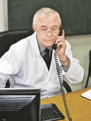 Доктор медицинских наук онколог Геннадий Жаринов.