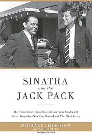 Фрэнк Синатра поставлял президенту США Джону Кеннеди красоток из своей постели фото 1