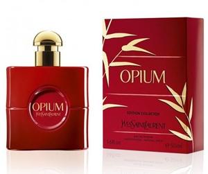 Opium Yves Saint Laurent.