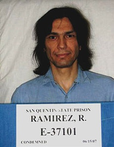 насильник Ричард Рамирес