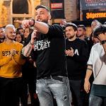 Евгений Васили - основатель первой официальной баттл-рэп площадки в Киеве. Фото: Соцсети