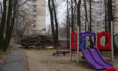Остатки благоустройства. Фото: hrabro.com