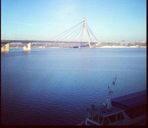 Вид из окна ресторана. Фото: Твиттер Мурата Налкаджиоглу