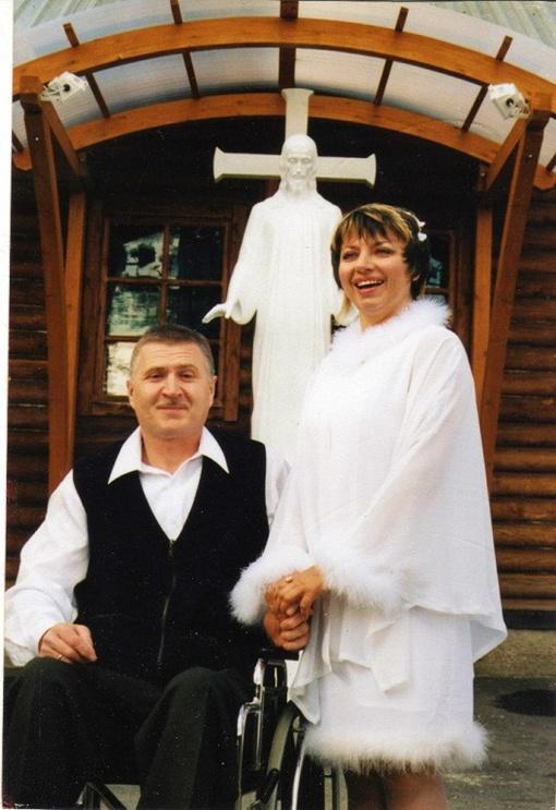 Мария Кравченко с мужем. Фото со странички ТРК