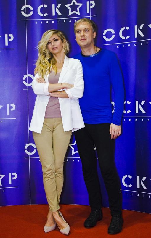 Сергей и Вера - герои нового фильма. Фото: Артем Слипачук