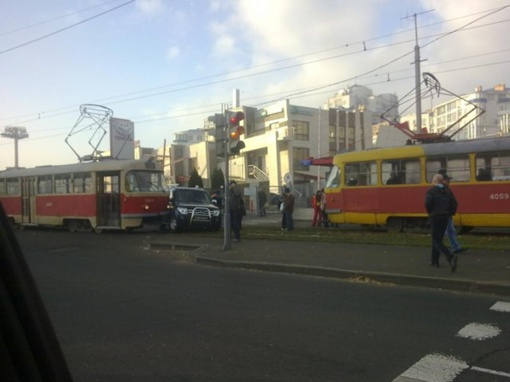 ДТП произошло в Киевском районе города. Фото: Allika (