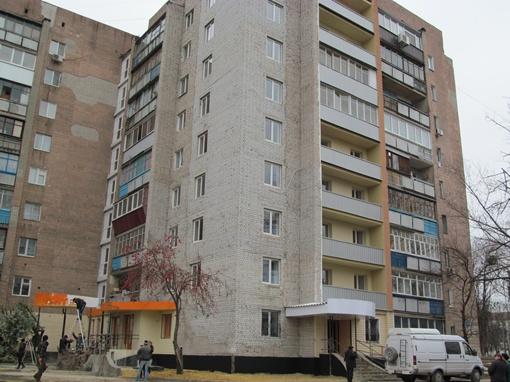 Многоэтажку на Новых Домах восстановили за 2,5 месяца.