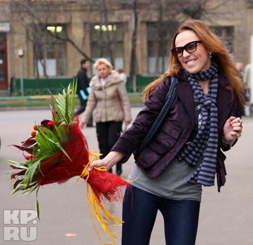 Альбина Джанабаева Фото: Вадим ШЕРСТЕНИКИН