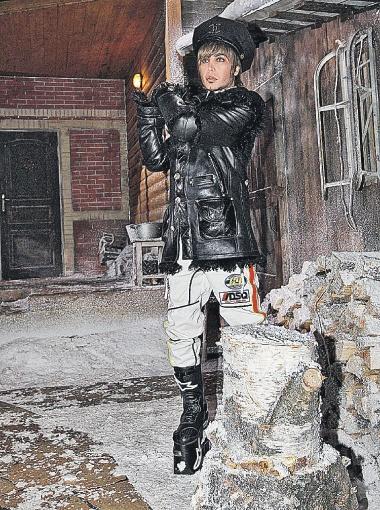 Экс-стилист, а ныне певец Сергей Зверев настолько опасается за свою жизнь,  что скрывает место, где расположен его бункер. Фото: Мила СТРИЖ.