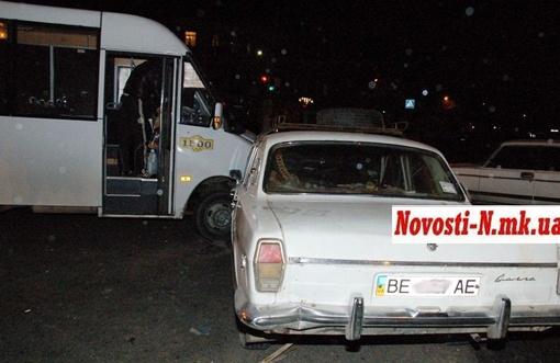 Место ДТП. Фото с сайта novosti-n.mk.ua