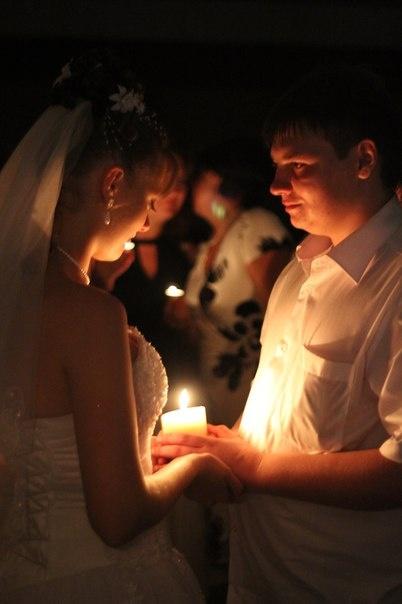 Спустя несколько месяцев после свадьбы Кристина переехала к своему супругу в город Южный. Фото:  сайт vk.com