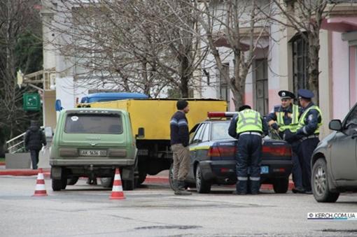 Водитель был пьян. Фото: kerch.com.ua