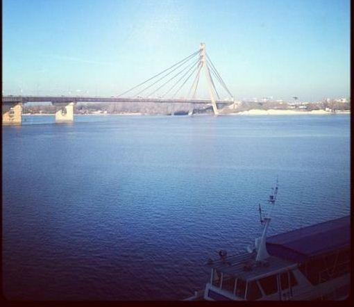 Вид из окна ресторана. Фото:  Instagram Мурата Налкаджиоглу