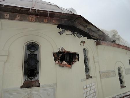 Эту церковь построили в 2007 год. Фото с блога Игоря Луценко.