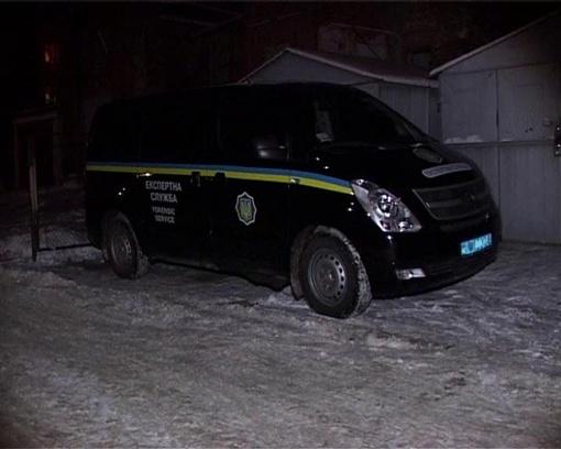 На месте происшествии работают правоохранители. Фото mediaport.ua.