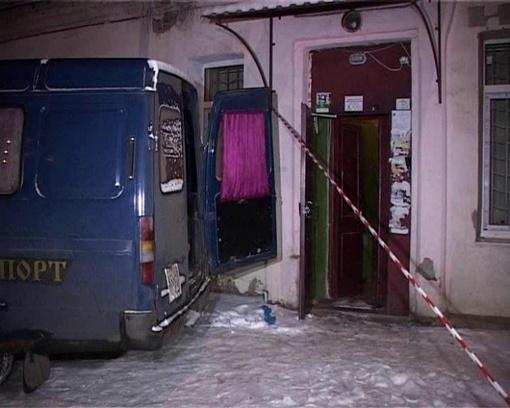 Голов погибших судьи и трех членов его семьи в квартире, где произошла трагедия, обнаружено не было. Фото mediaport.ua.