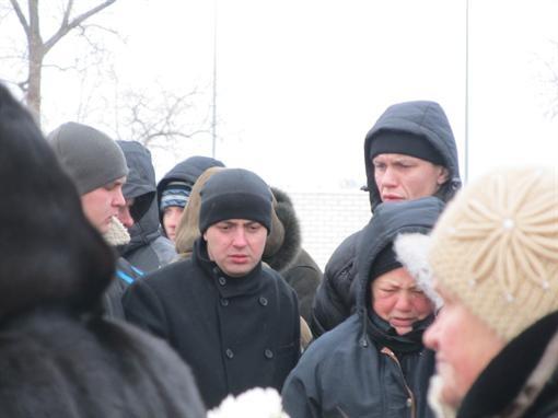 Алексей остался вдовцом и лишился малолетнего сына. Фото Алексей Битнер.