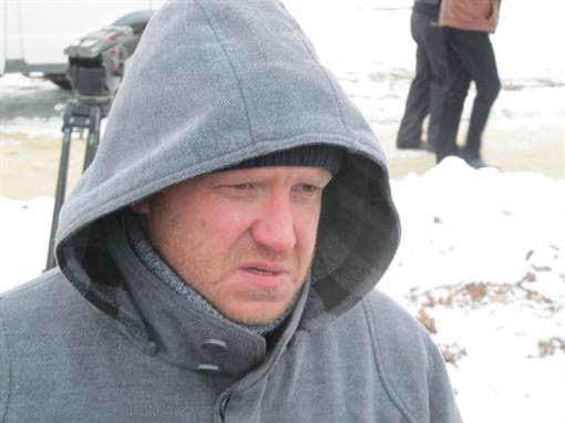 Владимир Сургай занес в квартиру злосчастный газовый баллон и в один момент остался без семьи. Фото Алексей Битнер.