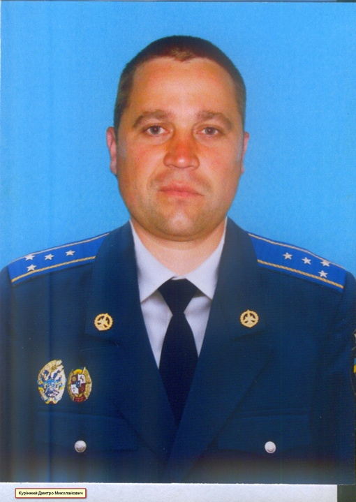 Начальник контрольно-проверочной станции Дмитрий Куренной