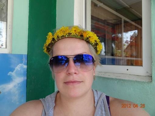 Погибшая Анна Пищало. Фото со странички девушки на сайте odnoklassniki.ru