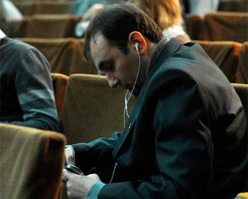 Гавриш возглавляет комиссию о вопросам строительства и земельных отношений. Фото pravda.if.ua