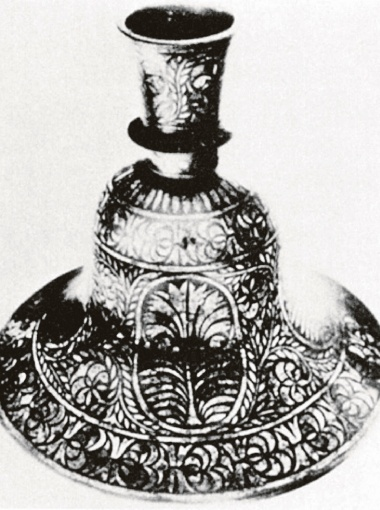 Самая древняя ваза на Земле. Трудно поверить, но ей 534 миллиона лет. Фото: www.lah.ru.