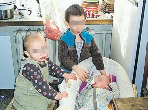 У Алексея и Ирины двое общих детей. Отец старшего сына Иры - семилетнего Ильи - живет в Израиле. Фото: facebook.com.