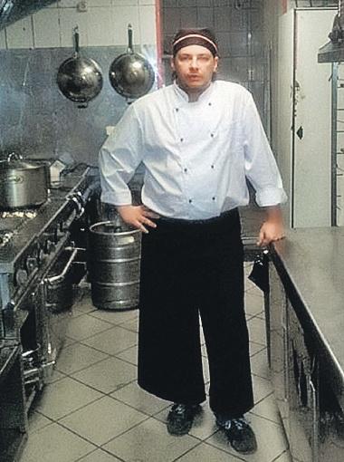 Алексей Кабанов - один из основателей сети кафе