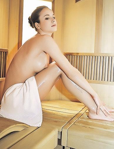 Девочка в русской бане фото 24-960