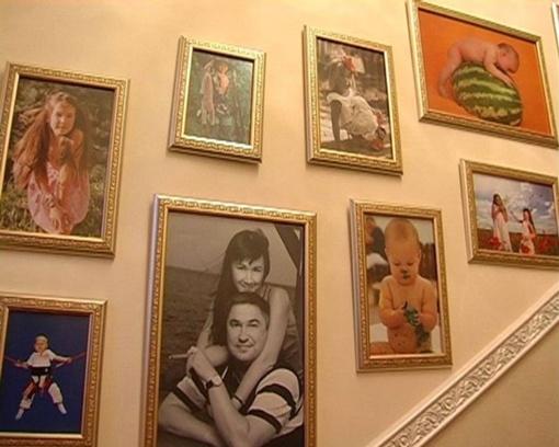 В доме - семейные фотографии Фото: pomestye.crimea.ua