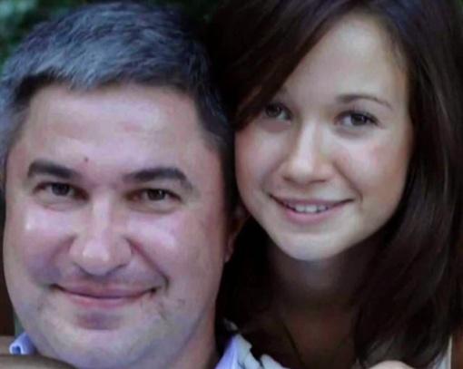 Кирилл Костенко с дочерью. Фото: pomestye.crimea.ua