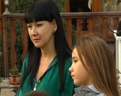 Жена Олеся. Фото: pomestye.crimea.ua