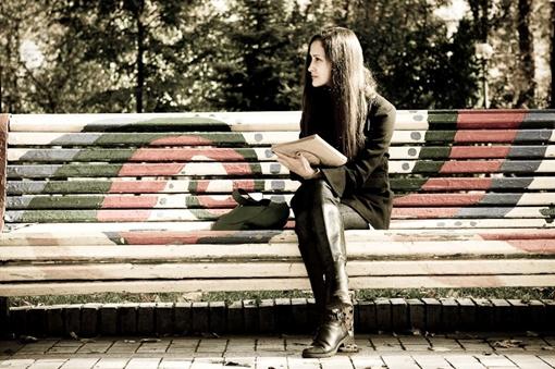 Впервые художница выложила портрет незнакомца к себе на страницу летом 2012 года. Фото: личная страница художницы в