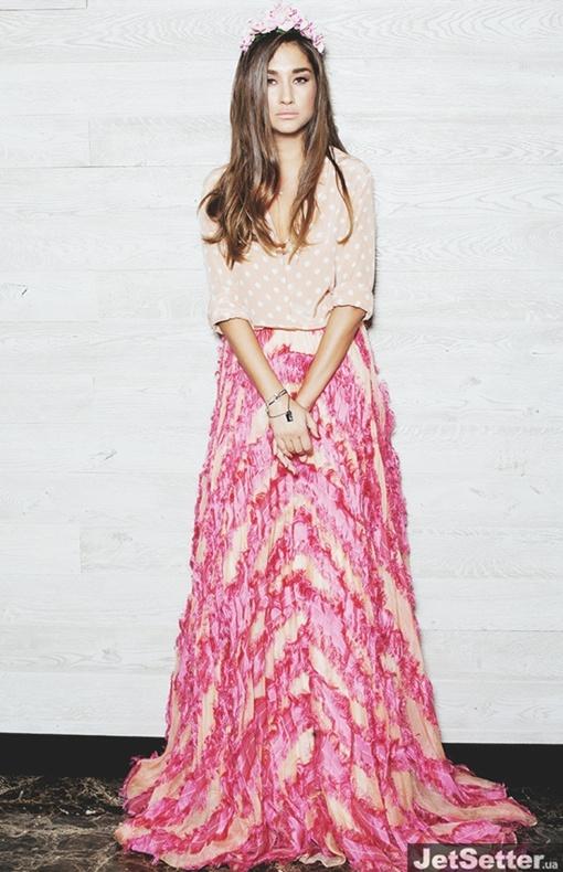 Мария Березина продемонстрировала свой гардероб Фото: jetsetter.ua