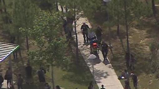Резня в колледже Техаса: 14 человек ранены.