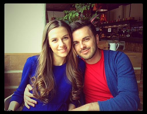 Гриша и Кристина