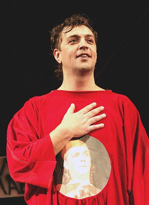 Олег Дидык поставил спектакль Харьковского открытого театра.