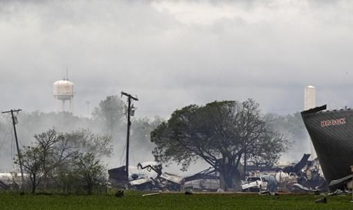 От завода остались руины. Фото: REUTERS