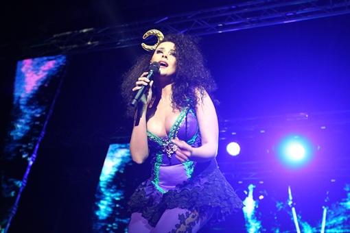 На концерте в Киеве Потап и Настя спели новые песни.Фото: Максим ЛЮКОВ.