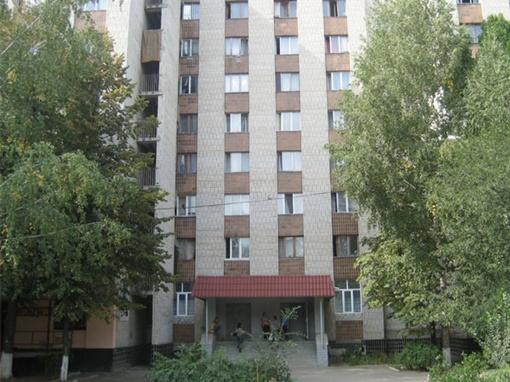 Тело парня нашли в комнате восьмого общежития ХНУРЭ. Фото: Яндекс Панорама