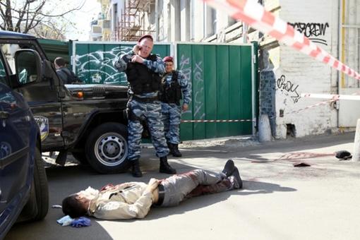 Убийцу так и не нашли, а свидетели не смогли четко описать преступника. Фото: Украинское фото