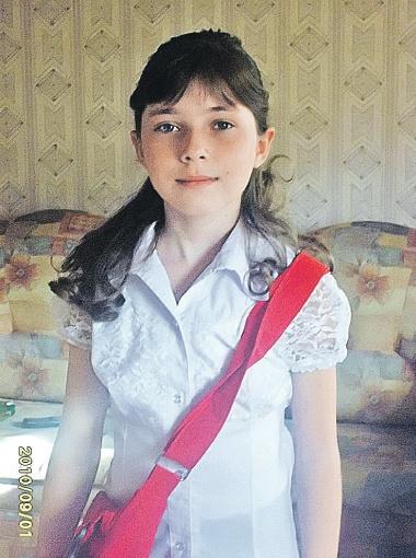 Алине Чижиковой было всего 14 лет.