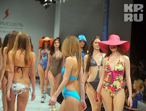Организаторы отсмотрели более 1000 моделей из разных городов России и стран СНГ, чтобы выбрать 20 самых лучших Фото: Евгения ГУСЕВА