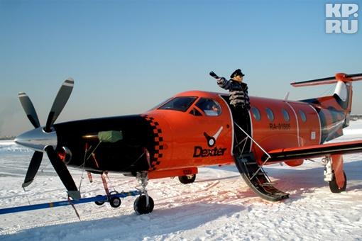 Самолет Сергея Зверева. Фото: личный архив Зверева