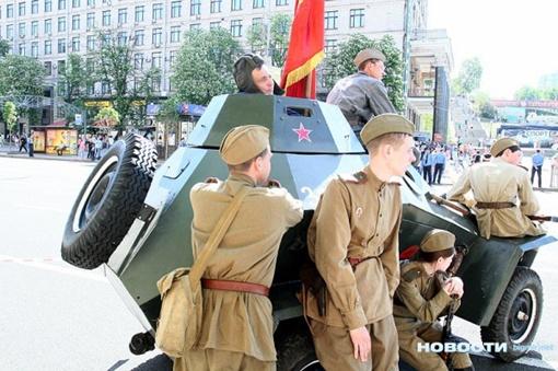 Более полутора миллионов жителей страны приняли участие в парадах, шествиях и народных гуляньях.