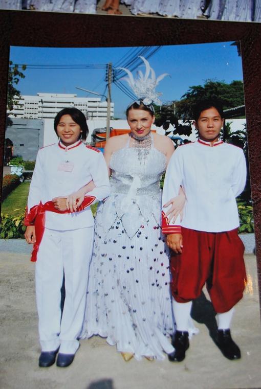 В Харьков Виктория вернулась в 2009 году. Фото: личный архив Мамонтовой.